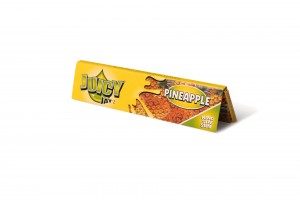 BIBUŁKI SMAKOWE JUICY JAY'S PINEAPPLE KING SIZE SLIM